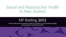 Cover of 2012 MP Briefing