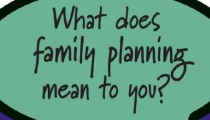 Cover of MP Briefing 2014 - What does family planning mean to you?