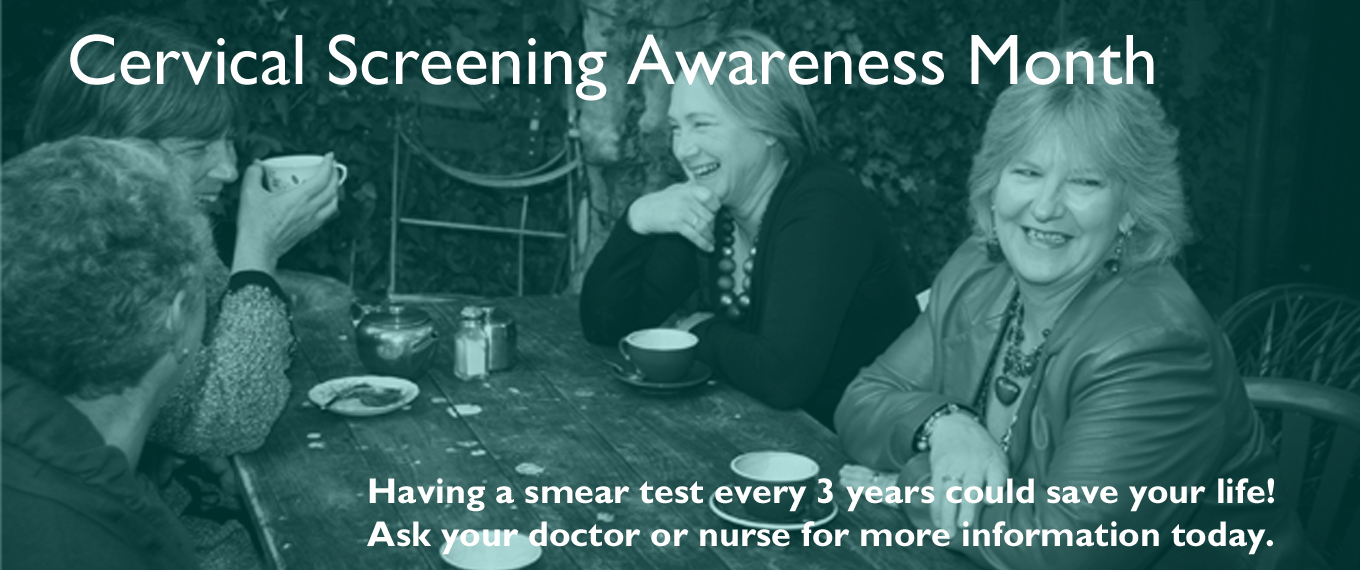 September is Cervical Screening Awareness Month