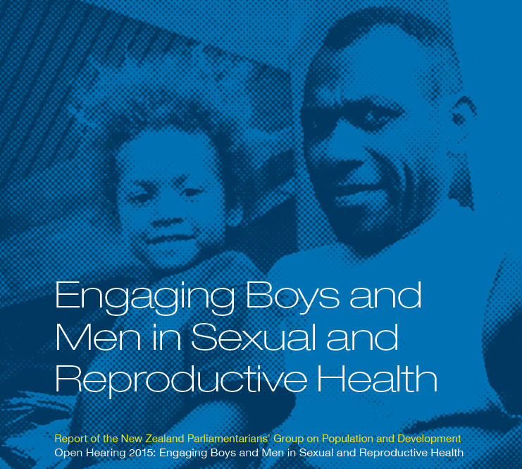 Report: Engaging Boys and Men in Sexual and Reproductive Health