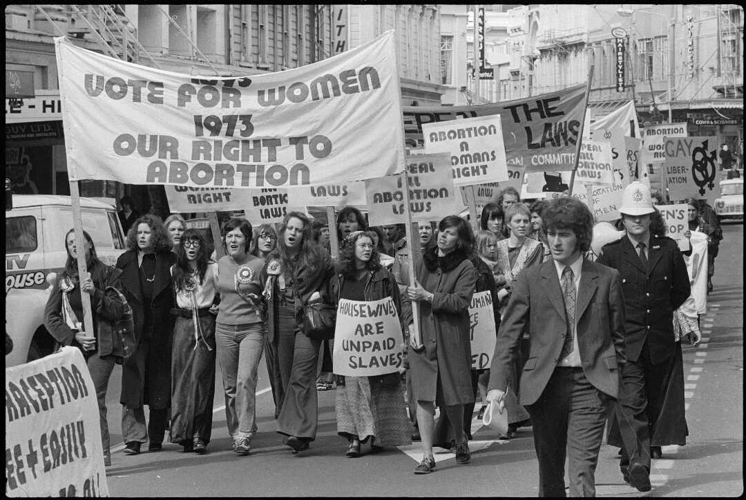 No change since 1977 - The Contraception, Sterilisation and Abortion Act