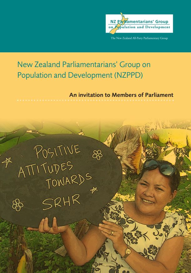 NZPPD Invitation to Members of Parliament