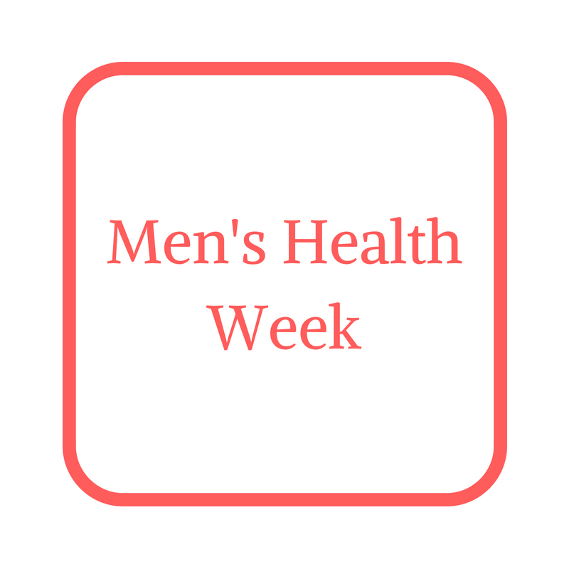Men's Health Week - consultations on the rise