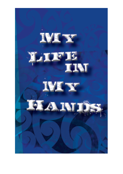 My Life In My Hands pamphlet
