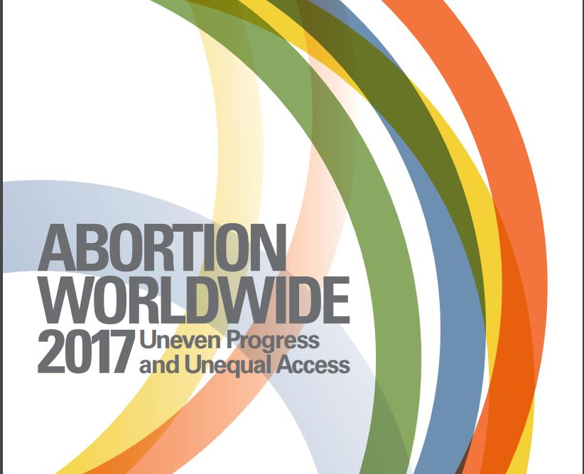 Guttmacher - Abortion Worldwide 2017
