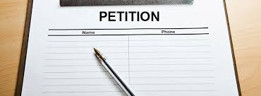 Petition promotes exclusion and intolerance