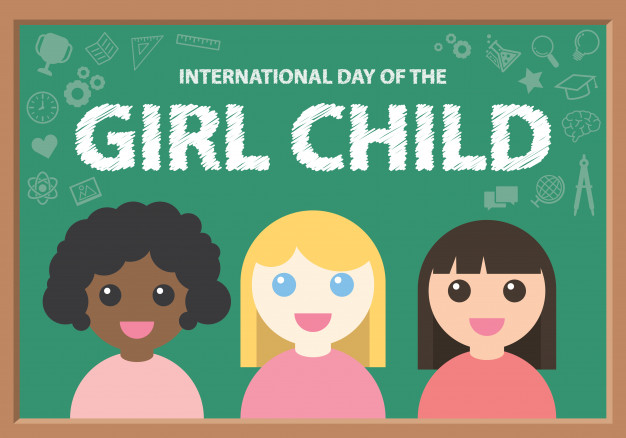Rewriting her story - this International Day of the Girl Child