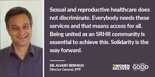 Attempts to deny essential SRH to women and girls in humanitarian settings condemned